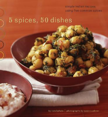 5 Spices, 50 Dishes Cover