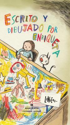 Escrito y Dibujado Por Enriqueta Cover Image