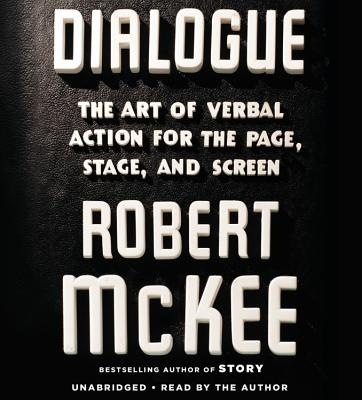 Dialogue: The Art of Verbal Action for Page, Stage, and Screen Cover Image