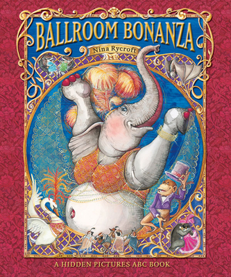 Ballroom Bonanza Cover
