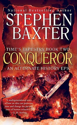 Conqueror: Time's Tapestry Book Two Cover Image