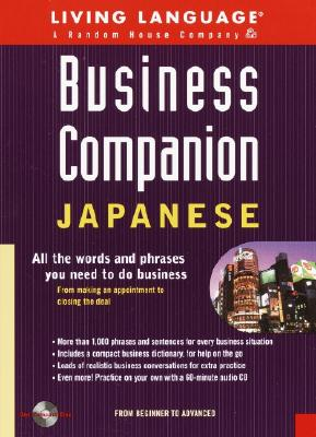 Business Companion Cover