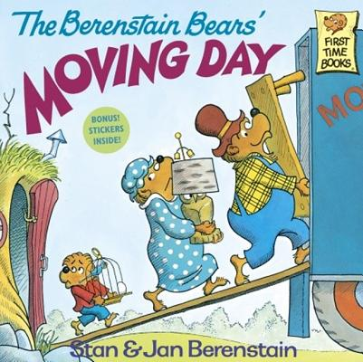 The Berenstain Bears' Moving Day (Berenstain Bears (8x8)) Cover Image