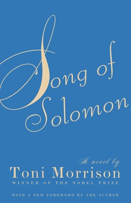 Song of Solomon (Vintage International) Cover Image