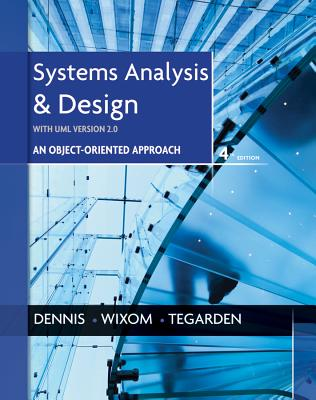 Systems Analysis And Design Uml Version 2 0 An Object Oriented Approach Hardcover Village Books Building Community One Book At A Time