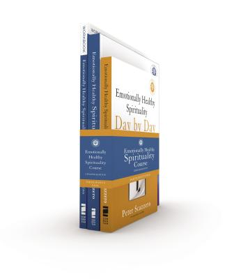 Emotionally Healthy Spirituality Course Participant's Pack: Discipleship That Deeply Changes Your Relationship with God Cover Image