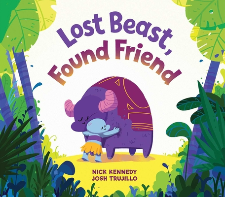 Lost Beast, Found Friend Cover Image