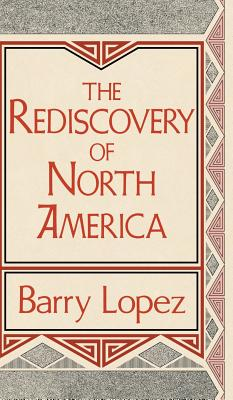 Cover for Rediscovery of North America (Clark Lectures)