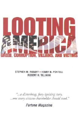 Looting America Cover