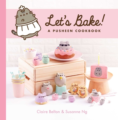 Let's Bake!: A Pusheen Cookbook (A Pusheen Book) Cover Image