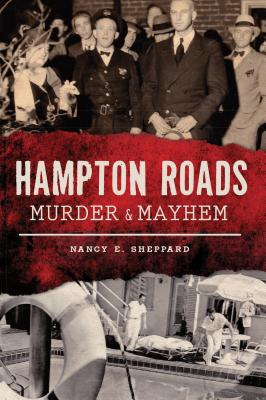 Hampton Roads Murder & Mayhem Cover Image