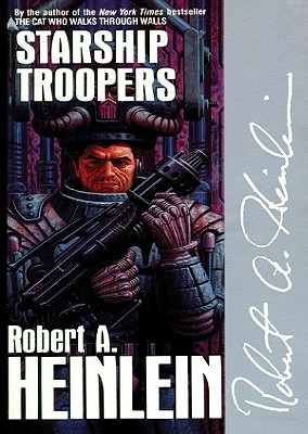 Starship Troopers Cover Image