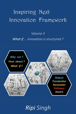 Inspiring Next Innovation Framework: Volume 3 - What if ... innovation is structured? Cover Image