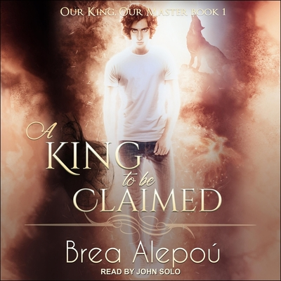 A King to Be Claimed Lib/E Cover Image