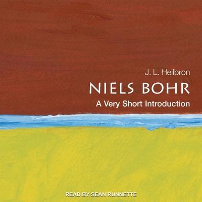 Niels Bohr Lib/E: A Very Short Introduction cover