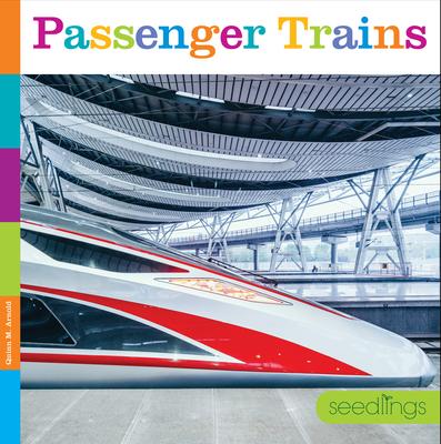 Passenger Trains (Seedlings) Cover Image