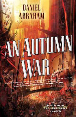 An Autumn War Cover
