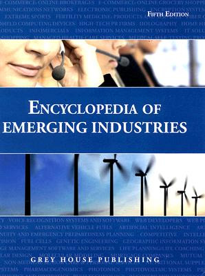 Cover for Encyclopedia of Emerging Industries