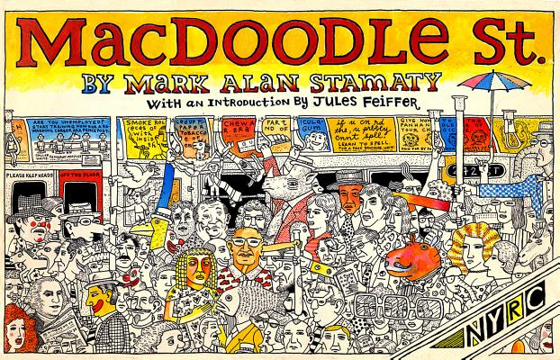 MacDoodle St. Cover Image