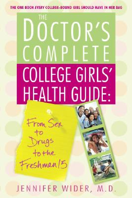 The Doctor's Complete College Girls' Health Guide Cover