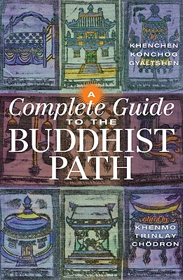 A Complete Guide to the Buddhist Path Cover