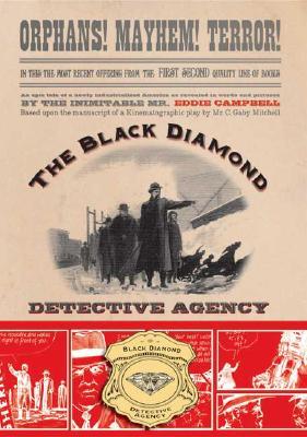 The Black Diamond Detective Agency Cover