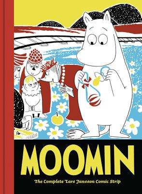 Moomin Book Six: The Complete Lars Jansson Comic Strip Cover Image