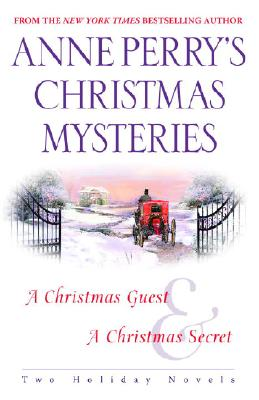 Anne Perry's Christmas Mysteries Cover