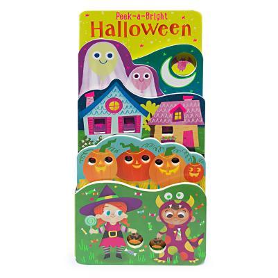 Peek-A-Bright Halloween Cover Image
