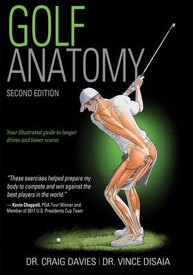 Cover for Golf Anatomy