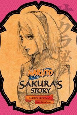 Naruto: Sakura's Story cover image