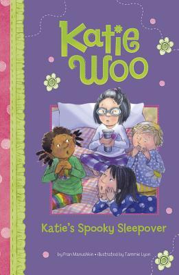 Katie's Spooky Sleepover (Katie Woo) Cover Image
