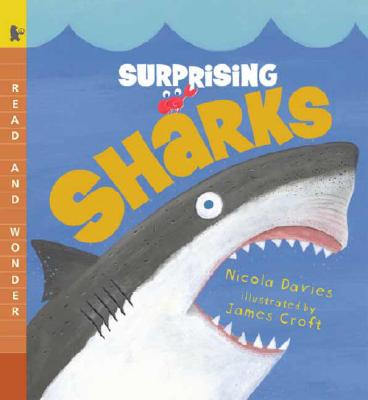 Surprising Sharks: Read and Wonder Cover Image