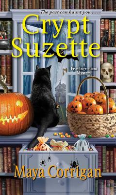 Cover for Crypt Suzette (A Five-Ingredient Mystery #6)
