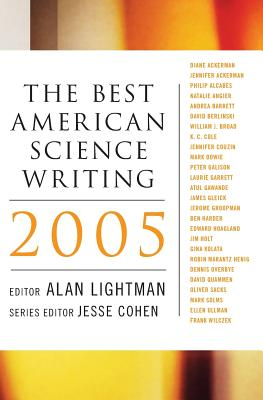The Best American Science Writing 2005 Cover Image