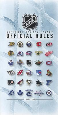 National Hockey League Official Rules Cover Image