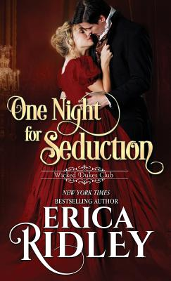 Cover for One Night for Seduction