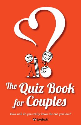 The Quiz Book for Couples cover image