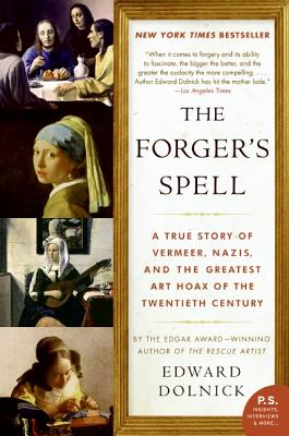 The Forger's Spell Cover