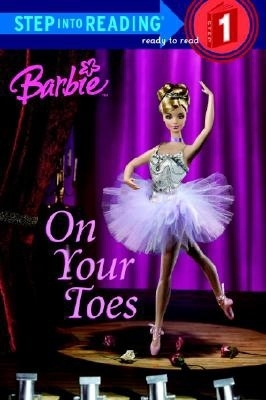 Barbie: On Your Toes (Barbie) (Step into Reading) Cover Image
