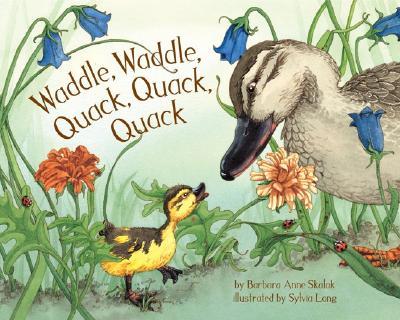 Waddle, Waddle, Quack, Quack, Quack Cover