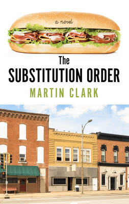 The Substitution Order Cover Image