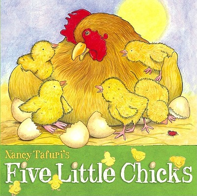 Five Little Chicks Cover