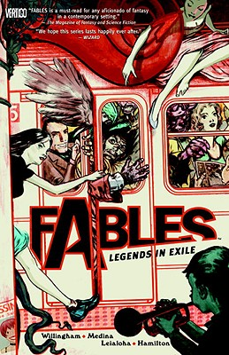 Fables Vol. 1 Cover