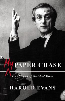 My Paper Chase Cover