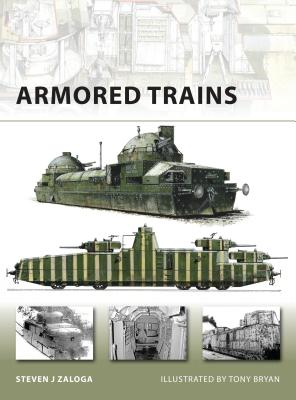 Armored Trains Cover