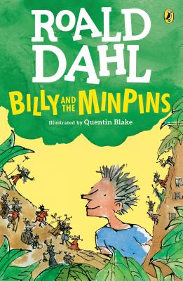 Billy and the Minpins Cover Image