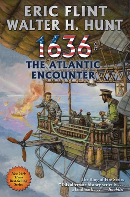 1636: The Atlantic Encounter (Ring of Fire #25) Cover Image