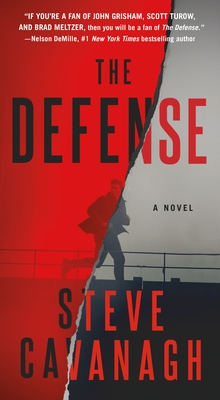 The Defense: A Novel (Eddie Flynn #1) Cover Image