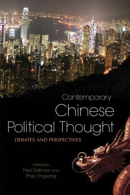 Cover for Contemporary Chinese Political Thought